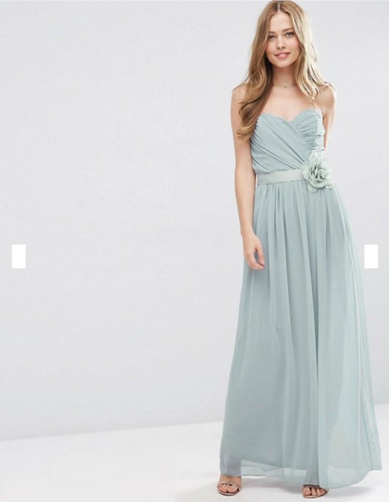 Vestidos Largos para Invitadas-Rebajas - Tu Boda de Ensueño