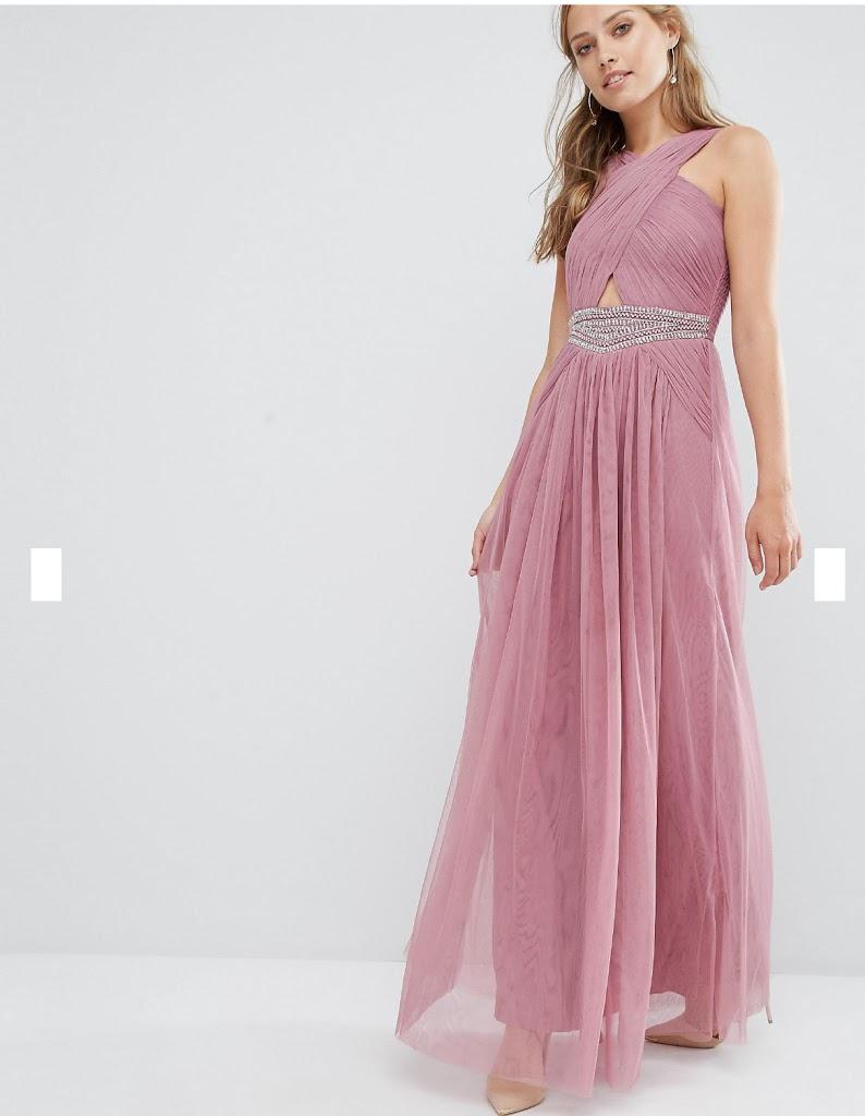 vestidos largos - Tu Boda de Ensueño