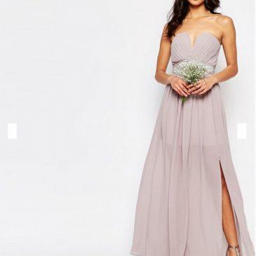 Vestidos Largos para Invitadas-Rebajas