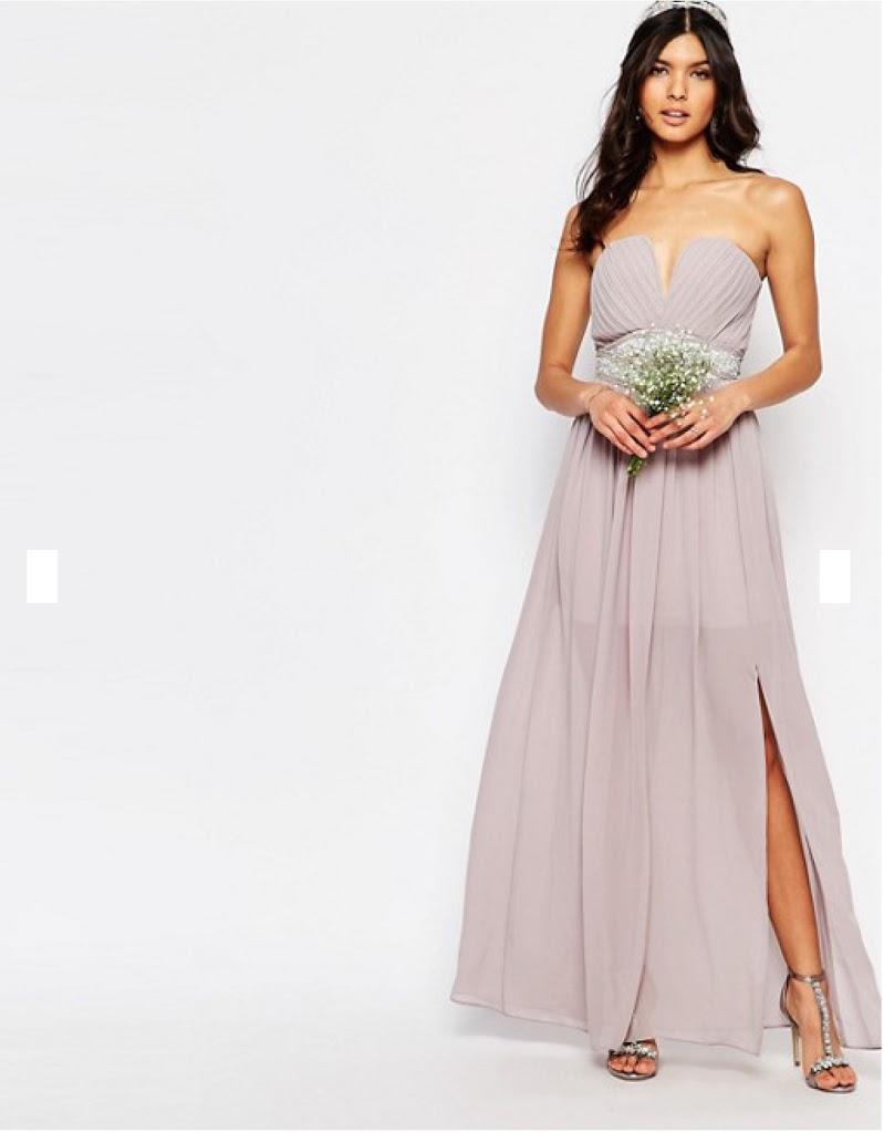 Vestidos largos para bodas rebajas