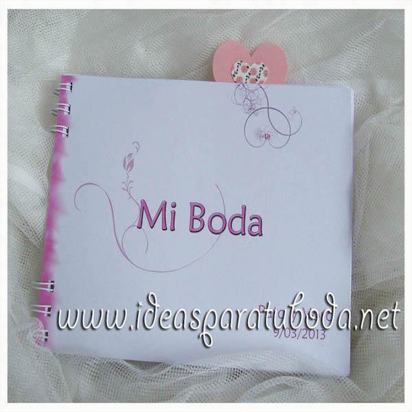 Agenda de boda Flor 2