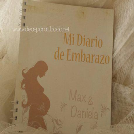 Agenda de embarazo Diario