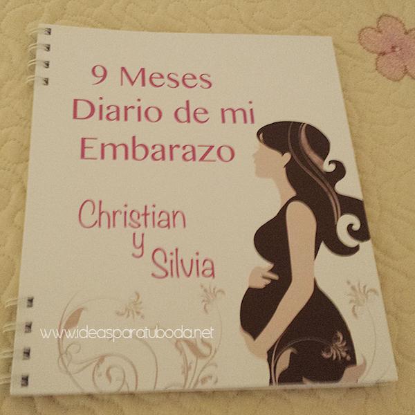 Agenda de embarazo Mama