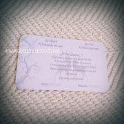 Invitación de boda Natura ( invitaciones bodas )