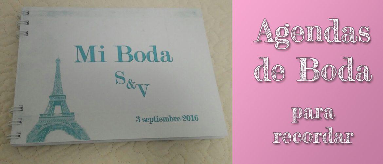 Agendas de Boda