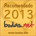 Tu Boda de Ensueño Recomendado Bodas.net 2013