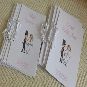 cuentos boda novios