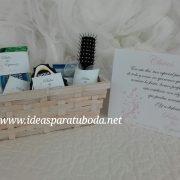 cesta baño chico boda alegría 2