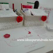 pack cestas baño red boda conjunto