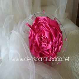 Porta alianzas para boda Dream