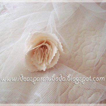 Broche boda regalo especial invitada