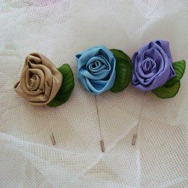 prendido bodas para novio y acomañantes