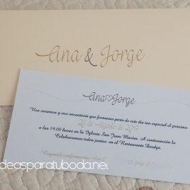 invitación boda romantica1