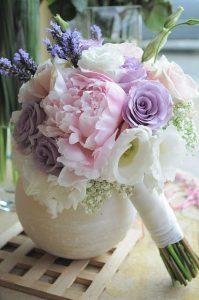 ramo flores boda