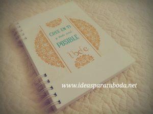 libreta motivacional mandala 4