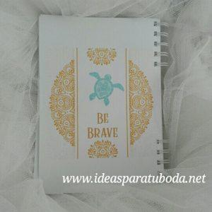 libreta motivacional mandala cree en ti 1