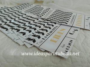 tarjetas de agradeciento claquetas1