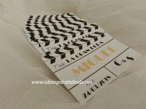 tarjetas de agradecimiento cine 1