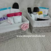 pack cestas baño modelo caravana