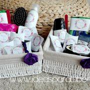 cestas baño bodas flores cestibaños pack