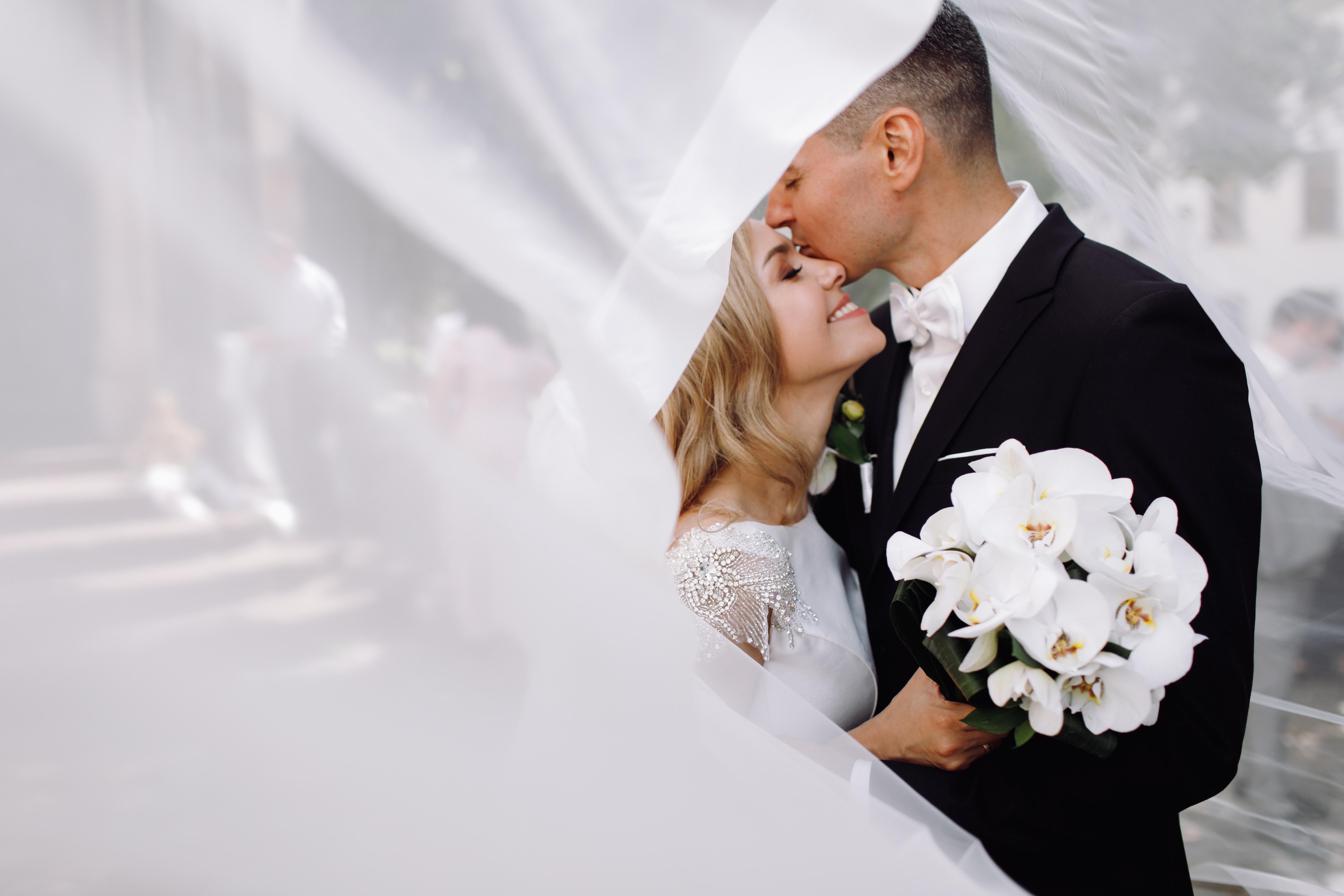 Pareja novios boda coronavirus nueva normalidad